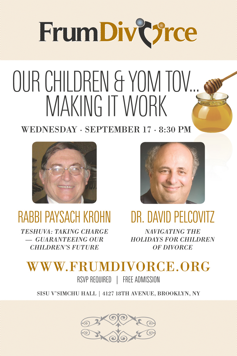 Our children and Yom Tov
